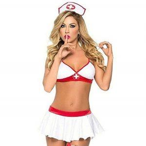 Disfraz erótico de doctora