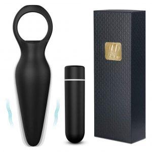 Estimulador prostático de silicona médica