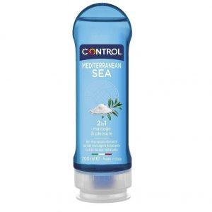 Gel lubricante Mediterráneo