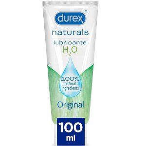 Gel lubricante natural