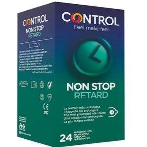 Preservativos con efecto retardo Control