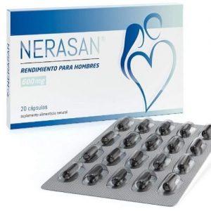 Retardante sexual en capsulas Nerasan